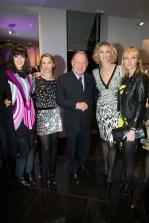 Leonard - Mélanie Doutey, Anne Marivin, Daniel Tribouillard (Président Leonard), Alexandra Lamy, Audrey Lamy