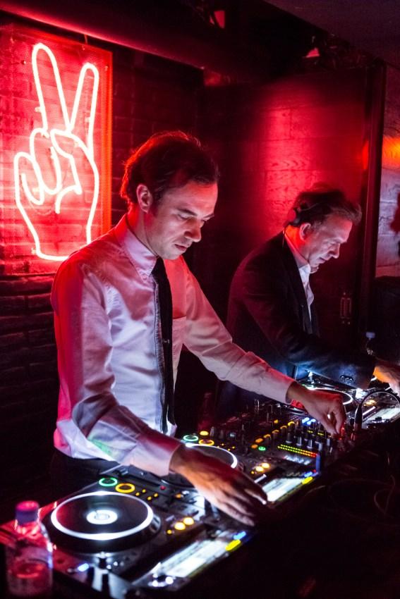 SOIREE CARLSBERG 2 MANY DJ'S