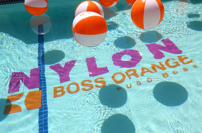 NYLON x BOSS ORANGE Escape House - Day 2