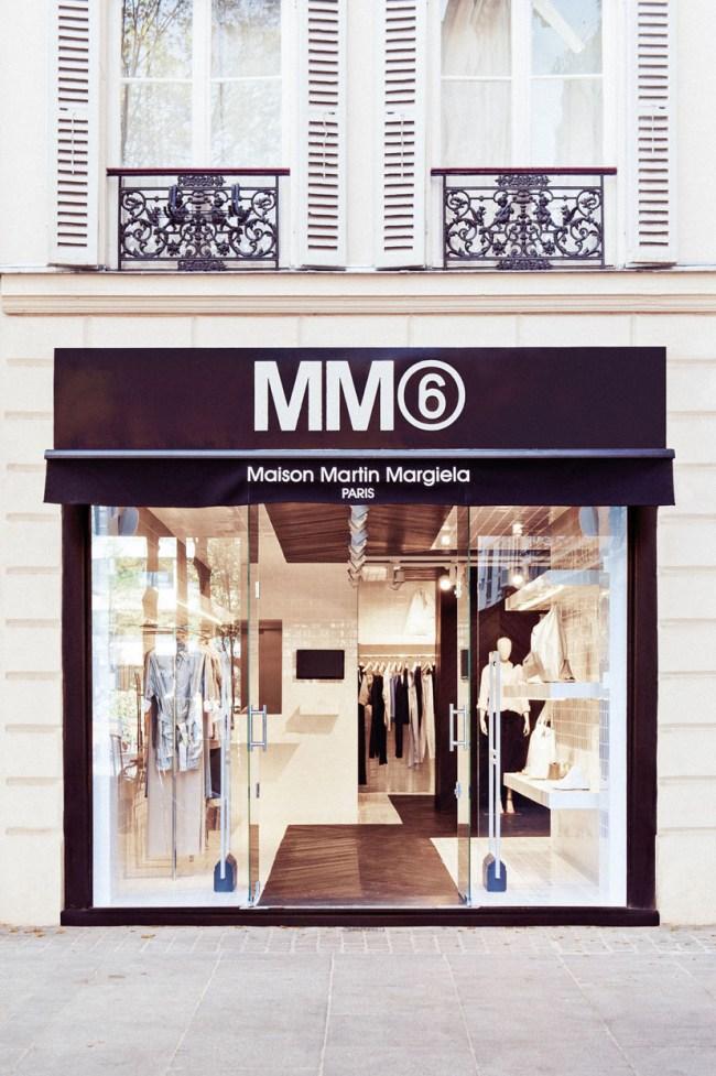 Boutique MM6 - 2