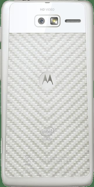 Motorola RAZR i White (1)