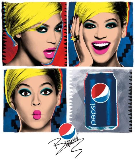 Pepsi Pop Art