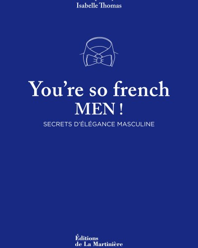 couv you' re so french Men