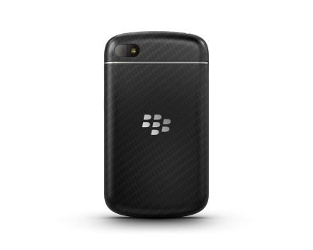BlackBerry Q10_Back