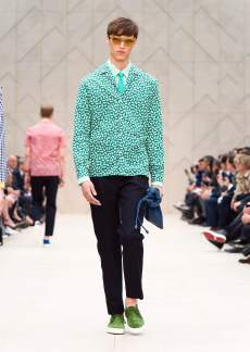 Burberry Prorsum Womenswear Spring Summer 2013 Collection