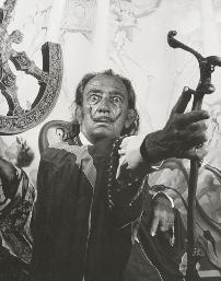Marc Lacroix (1927-2007) Salvador Dali au musée de Figueres, c. 1970 Dim. : 30 x 39,6 cm Estimation : 250 / 350 €