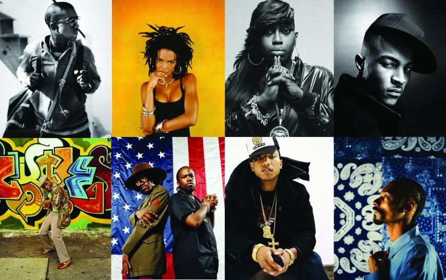 montage hip hop