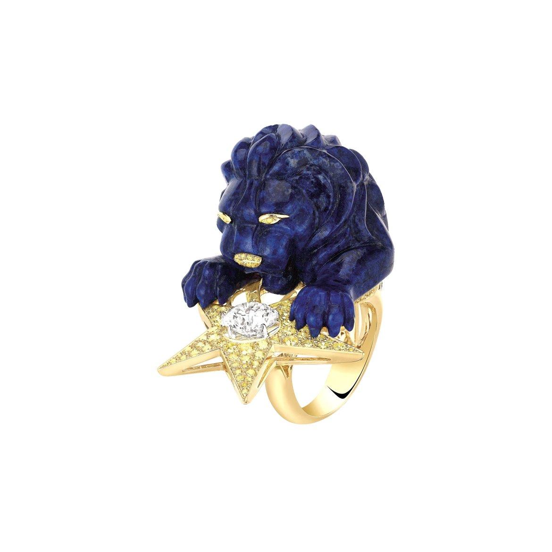 Bague Lion San Marco J60340