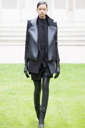 Défilé Rad Hourani Haute Couture Hiver 2014