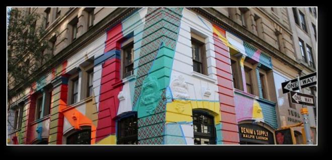 """[journaliste] Fwd_ Denim & Supply Ralph Lauren lance le projet """"Art Wall"""""""