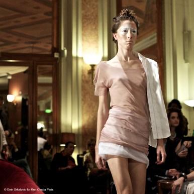 Fashion Week de¦üfile¦ü Ken Okada ho¦étel Lutetia 24_09-8
