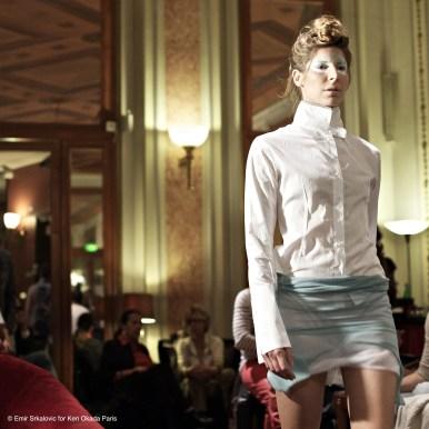 Fashion Week de¦üfile¦ü Ken Okada ho¦étel Lutetia 24_09-9