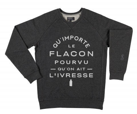 Sweatshirt--STEP-ART-ICONOPRESS-Ivresse