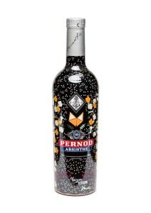 bouteille pernod absinthe kitsune BD