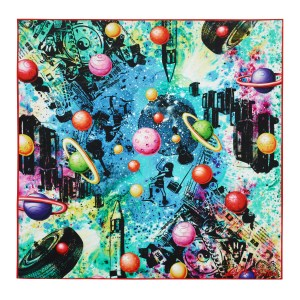 Giant Square by Kenny Scharf for Louis Vuitton