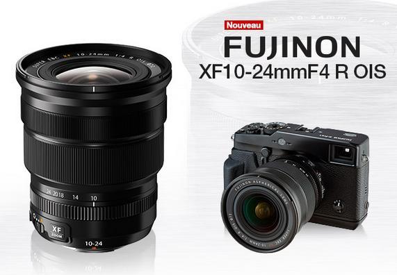 Fujifilm sort l 39 objectif fujinon xf10 24mm luxsure for Objectif bois cloison japonaise