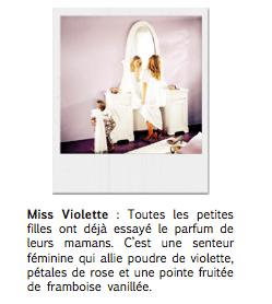 Miss violette