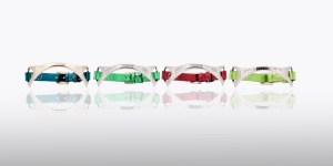 Glittery Magenta Bracelet