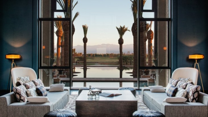 Royal Palm Hotel, Marrakech, Beachcomber Hotels, Photo by Alan Keohane www.still-images.net