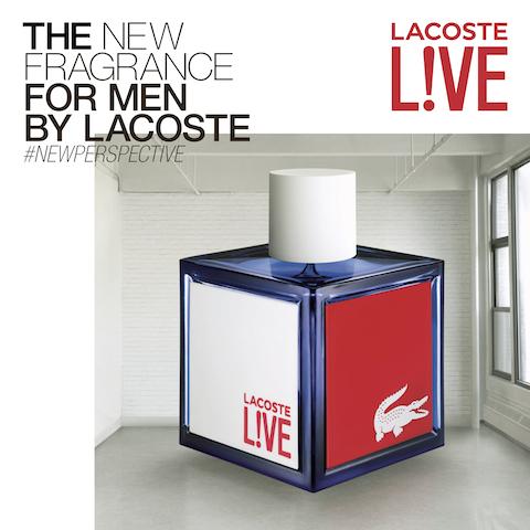 Lacoste De Gamme Pour Nouvelle LiveUne Luxsure Parfum iOPXuZTk