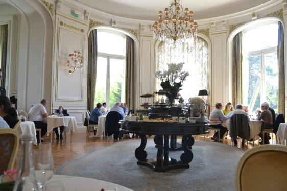 L'Opéra : le restaurant où se déroule le Brunch