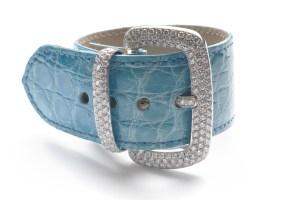 Sillam buckle bleu