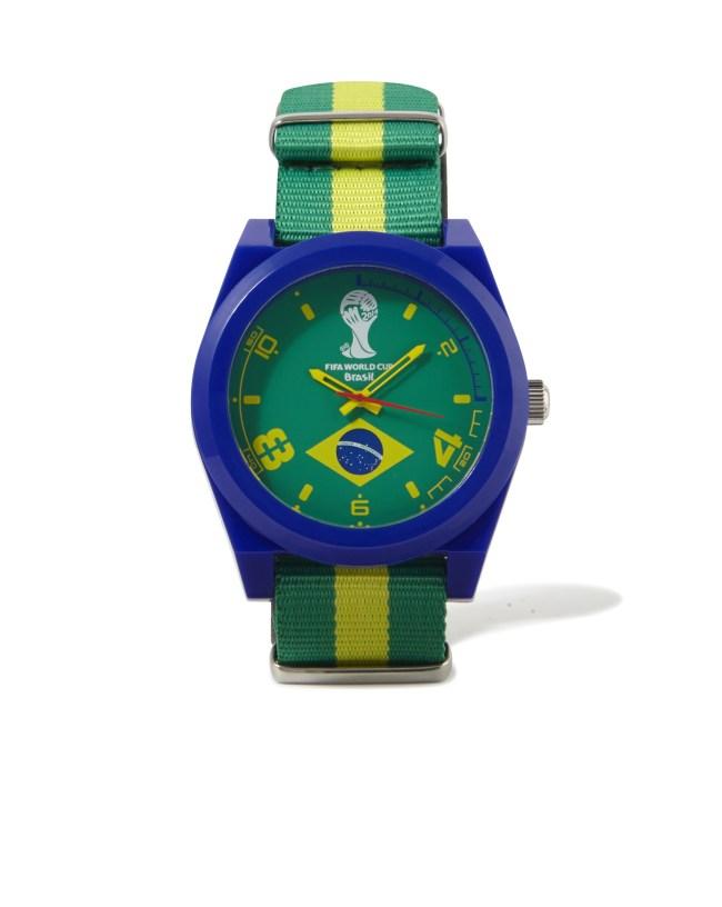 celio montre Brésil