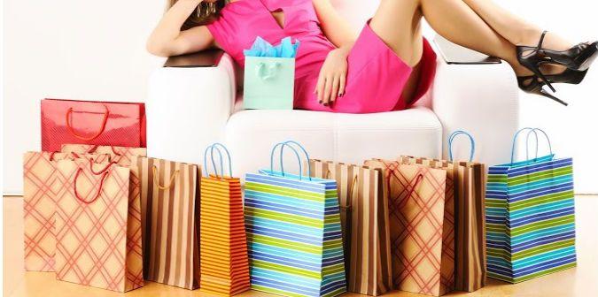 accro au shopping