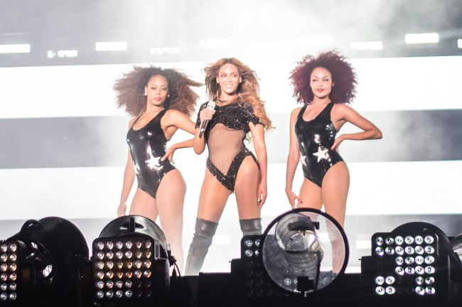 EXCLUSIVE: Beyonce showcased many different looks on the first night of the On The Run Tour