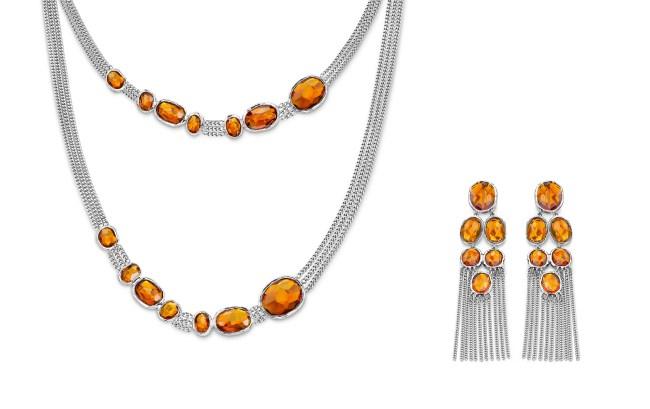 Raindrop Silver Orange Stones_PR_LR