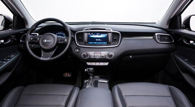 Kia Sorento 3ème génération - intérieur