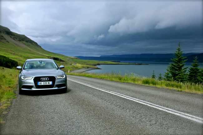 Roadtrip Islande Audi