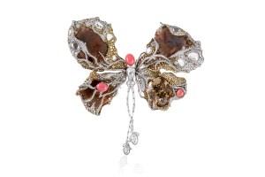 Broche Ballerina Butterfly