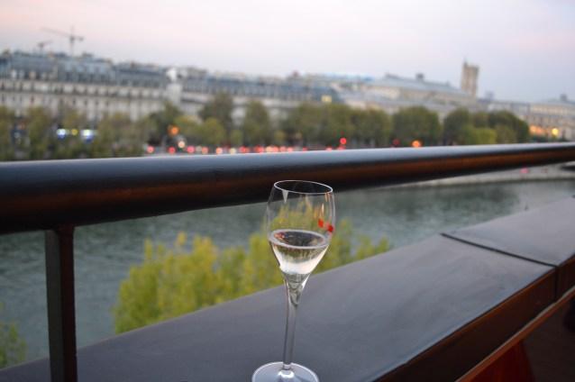 La terrasse à la vue / Copyright Julien Tissot