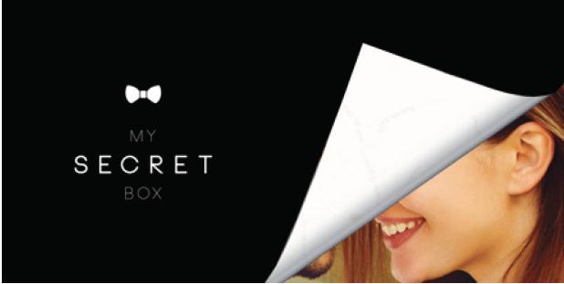 Secret Box, la box coquine revient sur le phénomène Fifty shades of Grey