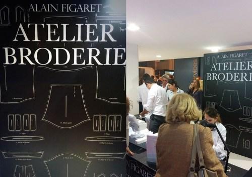 atelier Broderie Alain Figaret
