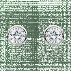 clous-d-oreilles-diamant-classics-or-gris-contour-fin-1
