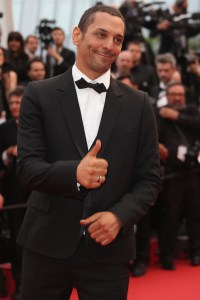 """CANNES, FRANCE - MAY 14:  Tomer Sisley attends Premiere of """"Mad Max: Fury Road"""" during the 68th annual Cannes Film Festival on May 14, 2015 in Cannes, France.  (Photo by Danny Martindale/Getty Images for Kering)"""