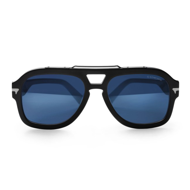 Afrojack_GStar RAW Eyewear_frame