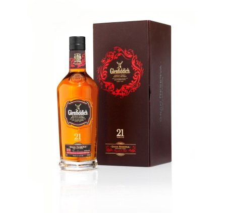 Glenfiddich 21 packshot