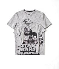 celio Star Wars t-shirts père-fils