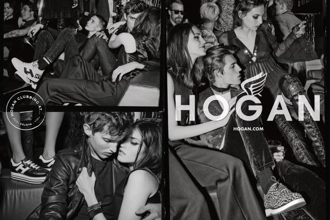 HOGAN AW 15 16 Campaign