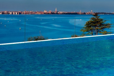 Photos of J.W. Marriott Venice Resort & Spa, Isola delle Rose / Venice, Italy. These photos are the property of Marriott Hotels / Marriott International.