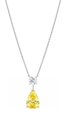 J5EX24D20B42_DROPS OF LIGHT PENDANT WITH YELLOW PEAR_V2_CMYK.tif