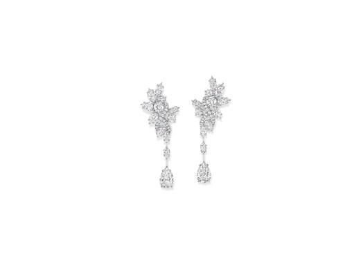 Secret Cluster Diamond Earrings_Print_23697