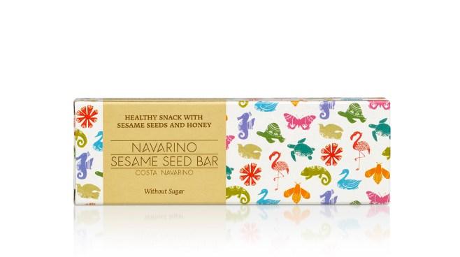 Sesame Seed Bar (Pasteli)- KIDS