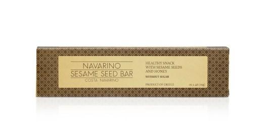 Sesame Seed Bar (Pasteli)