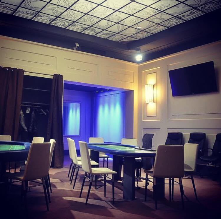 La salle de Cash Game