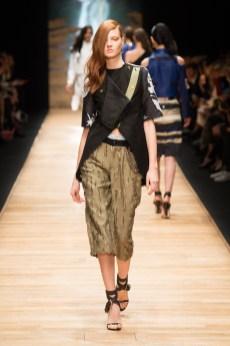 Pixelformula womenswear ready to wear prêt a porter summer 2016 Guy Laroche