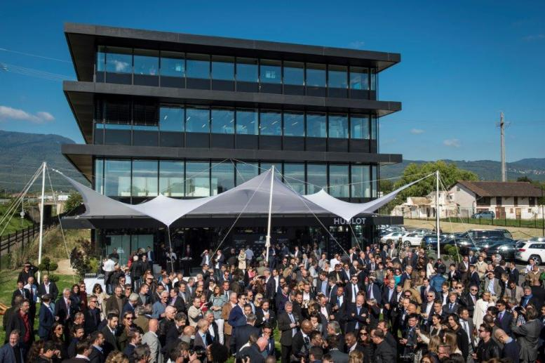 Hublot 2 Official Opening